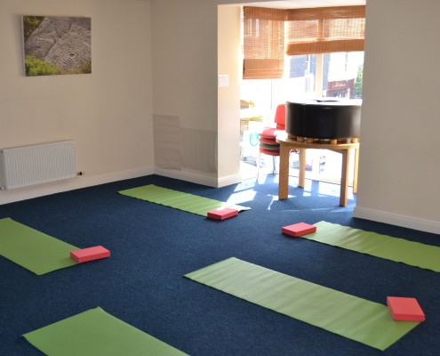 fionnuisce earth soul yoga classes bandon